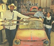 I Got Blues for You by The Homemade Jamz Blues Band (CD, Jun-2009,...