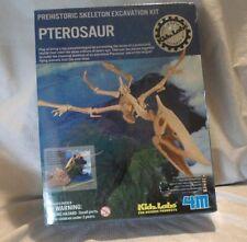 Prehistoric Dinosaur Skeleton Excavation Kit Pterosaur Science Learning Lab Toy