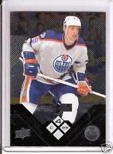 Wayne Gretzky  08/09 Black Diamond  #175  Quad (4) Diamond SP