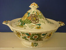 Mason's Strathmore Covered Casserole Vegetable Tureen