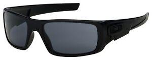 Oakley Crankshaft Sunglasses OO9239-12 Matte Black | Grey Lens