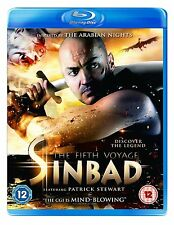 Sinbad - The Fifth Voyage (Blu-ray) (NEW AND SEALED) (REGION 2)