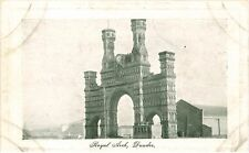 DUNDEE ROYAL ARCH Vintage Davidsons Tayside Scotland PC c1910