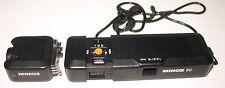 MINOX EC mini cámara de fotos de espía más pequeña/ De Colección Vintage /1987