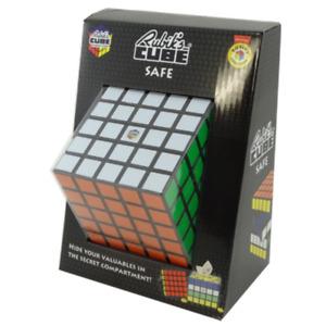 Rubik's Cube Valuables Safe