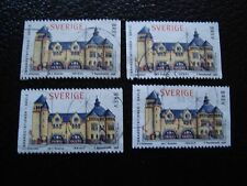 SUEDE - timbre yvert et tellier n° 2021 x4 obl (A29) stamp sweden (A)