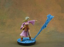Painted Juliette, female wizard from Reaper Miniatures Bones D&D character