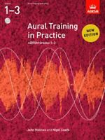 Aural Training in Practice, ABRSM Grades 1-3, with 2 CDs New ed... 9781848492455