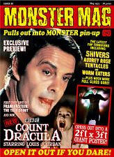 Monster Mag 21 - BBC's  Count Dracula & Frankenstein: The True Story