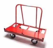 Heavy Duty Plasterboard Drywall Wheeled Trolley Boards