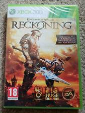 Microsoft Xbox 360 Game Kingdoms of Amalur Reckoning New Sealed German Version