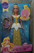 DISNEY PRINCESS MAGIC DRESS SLEEPING BEAUTY CBD13 *NEW*