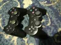 X2 Working **Imperfect**Playstation 3 Ps3 Wireless Controller Joypad