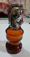 """VINTAGE AVON COLLECTABLE CHESS PIECE """"KNIGHT"""" FULL"""