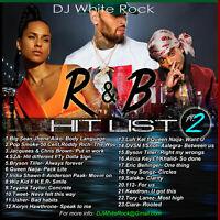DJ White Rock R&B Hit List PT.2
