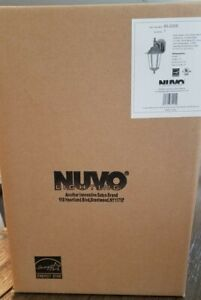 "Nuvo Lighting 60/2205 Cornerstone ES 1 Light 13"" Tall Outdoor - Bronze OPEN BOX"