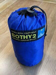 TERRA NOVA MOUNTAIN EQUIPMENT BOTHY 2 EMERGENCY SURVIVAL SHELTER BAG