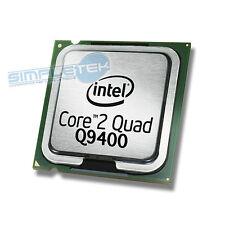 PROCESSEUR CPU INTEL CORE 2 QUAD Q9400, 6M CACHE, 2,66 GHZ, NOUVEAU