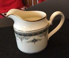 Vintage MINTON Grasmere porcelaine pot à lait pot à lait pichet fleuri bleu