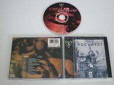 R.E.M./THE DOCUMENT(I.R.S. 0777 7 13200 2 6) CD ALBUM