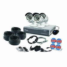 Swann DVR8-4600 8 Channel 1080p DVR CCTV Kit 4x PRO-A855 Cameras 2TB Hard Drive