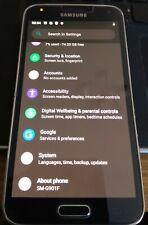 SAMSUNG GALAXY S5+, 2GB, 16GB, 64GB. CUSTOM LINEAGE ANDROID 9 OREO OS. UNLOCKED!
