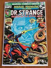 Marvel Premiere #10 VG- (9/73) Death of Ancient One 1st Shuma-Gorath