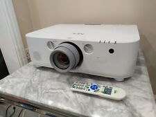 NEC  PA522U Full 3D HD 1080p HDMI DLP Projector