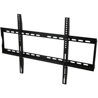Vivitar Low Profile Flat TV Wall Mount 50inch-80 inch VIV-LWM-800FL - Black