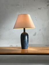 1950-1960 LAMPE CERAMIQUE MODERNISTE BAUHAUS MEMPHIS SCULPTURE Vallauris