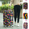 """Elastic Suitcase Travel Luggage Cover Luggage Protector dust-proof L"""" S"""" M"""""""