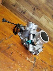 2001 Aprilia RSV 1000 Millie Throttle Body Fuel injectors 6261-560 ZB01 - A