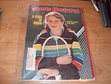 (2) Sports illustrated Magazine March 22 1976 & September 17 1979 Tracy Austin