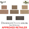 Muddle Mat / My Mat Dirt Trapper Floor / Door Mat Machine Washable VARIOUS sizes