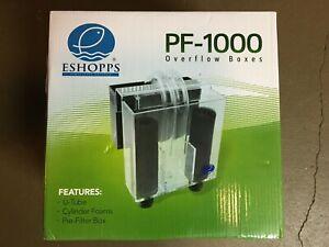 Eshopps PF 1000 Aquarium Overflow Box