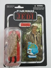 Star Wars The Vintage Collection HAN SOLO Trench Coat Revenge of the Jedi VC62