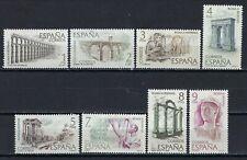 Espagne 1974 L'art romain Yvert n° 1839 à 1846 neuf ** MNH