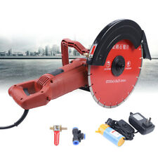 Electric Brick Wall Chaser Concrete Cutter Wall Slotting Cutting Machine 3000w
