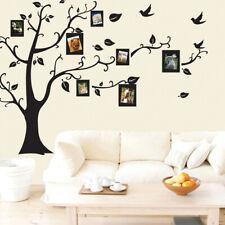 Photo Frame Vinyl Wall Stickers Tree Birds Art Decal Home Kid Room Office Decor