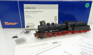 Roco H0 62231 Dampflok BR 57 1250 der DRG Digital in OVP LA6502