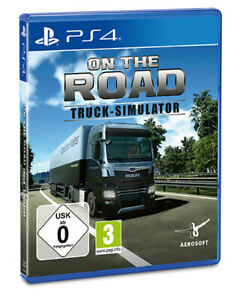On The Road - Truck Simulator PS4