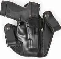 XTREME CARRY RH LH IWB Leather Gun Holster For S&W J-Frame 3""