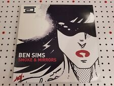 """2011 UK Drumcode 2xLP #DC87LP BEN SIMS """"Smoke & Mirrors"""" 33 ⅓ rpm"""