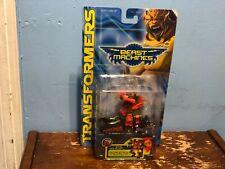 MOC SEALED NEW Hasbro Transformers Beast Machines SCAVENGER Evil Vehicon Figure