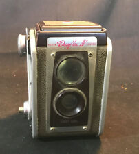 Old Vtg Kodak Duaflex IV Camera Kodet Lens Box Camera Use 620 Film Made In USA