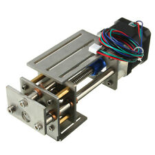 Ball Screw Linear CNC Z Axis Slide Stroke Long Stage Actuator Stepper Motor !