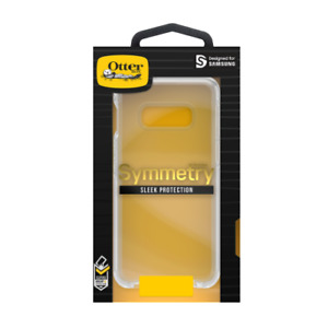 Otterbox Symmetry Series Case for Samsung Galaxy S10+ Plus Clear Retail Packing