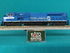 176-5503 Conrail Kato N Scale SD80MAC NIB