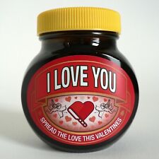 "MARMITE ""I LOVE YOU"" NEW 250G JAR SPREAD THE LOVE VALENTINES DAY SPECIAL EDITION"