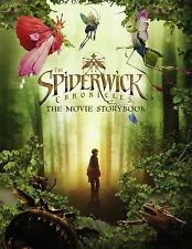 The Spiderwick Chronicles Movie Storybook (Spiderwick Chronicles-ExLibrary
